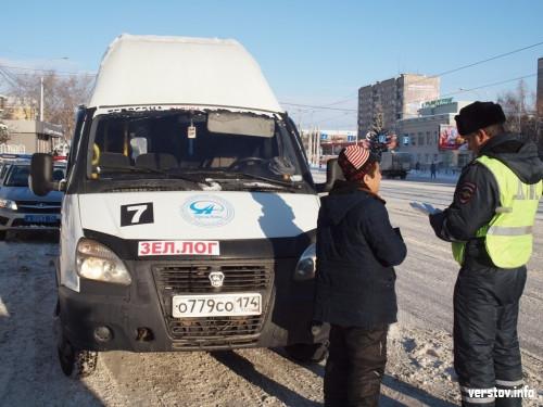 Выявили более 200 нарушений за три дня. В Магнитогорске работает полк ДПС из Челябинска