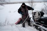 17 000 километров за три месяца. Трое магнитогорцев едут на снегоходах от Мурманска до Камчатки