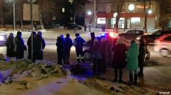 Вечернее ДТП. Женщина, сбитая накануне на улице Грязнова, в нейрореанимации