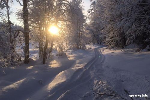 «Северная тропа - 2019» достигла Нарьян-Мара. Уникальный снегоходный пробег продолжается
