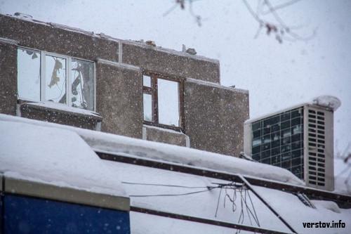 «Состояние здания не представляет угрозы для проживания». В мэрии сообщили о ходе работ по демонтажу двух подъездов