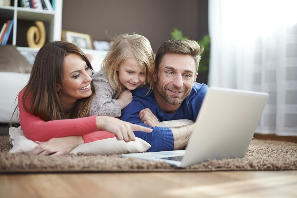 семья ноутбук картинки особой технологии