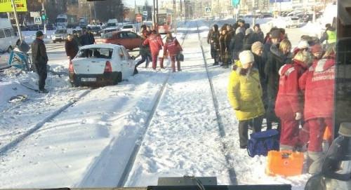 Был трезв. 23-летний водитель «Рено» насмерть сбил пенсионерку