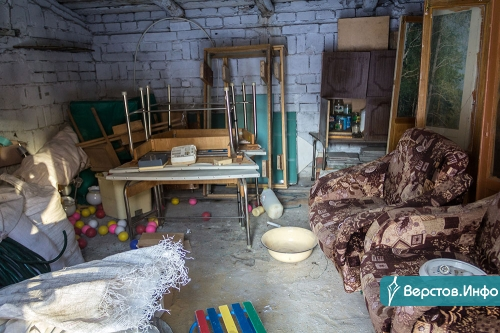 Детей перевели, а здание снесут. В помещениях детсада на Первомайской стало небезопасно из-за сейсмической активности