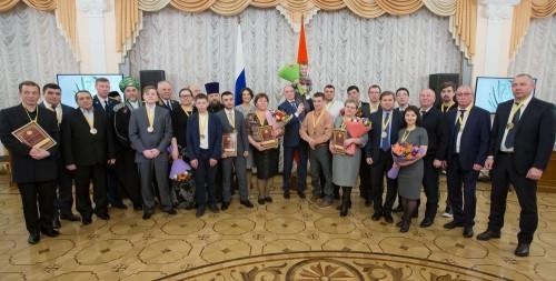 Волонтеры, бизнесмены, спасатели. Магнитогорцы, отличившиеся в дни трагедии получили медали «Спешите делать добро»