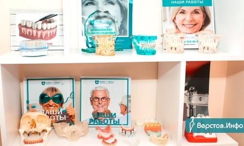 Новая улыбка Ольги Пыховой. Как жительница Магнитогорска восстановила зубы в Москве бесплатно