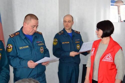 «Трагедия стала общей для всех нас». В Магнитогорске вручили более 100 благодарственных писем за неравнодушие и помощь