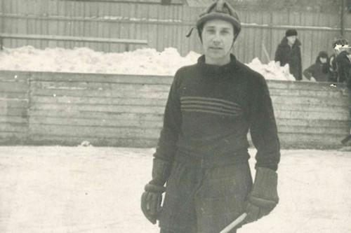 Он стоял у истоков магнитогорского хоккея. Ушел из жизни Глеб Лукин