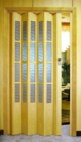 Всё, что нужно знать о дверях-гармошках. Двери-гармошка – хорошая альтернатива стандартным вариантам