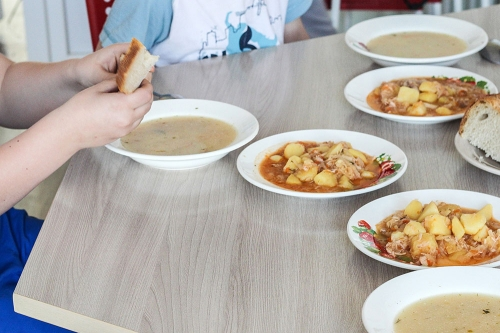 Удовлетворенность питанием – 70%. В Детской горбольнице ответили на критику в соцсетях