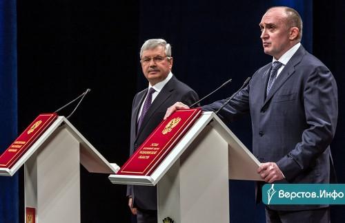 По принципу флюгера. Единороссы региона умудрились поддержать и Дубровского, и Текслера