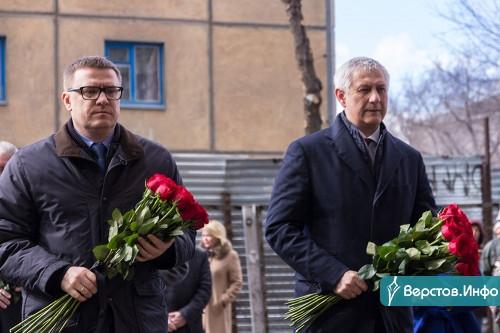 Возложили цветы. Текслер почтил память погибших в результате взрыва в Магнитогорске