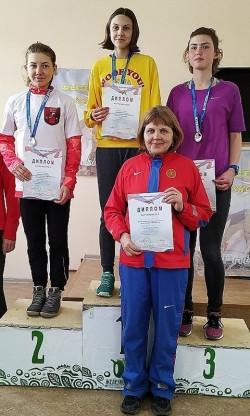 Четыре медали, из которых две – золотые! Магнитогорцы показали себя в горном беге