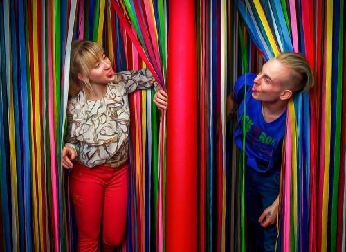 Уже сегодня! В Магнитогорске открылись необычные аттракционы для детей и взрослых