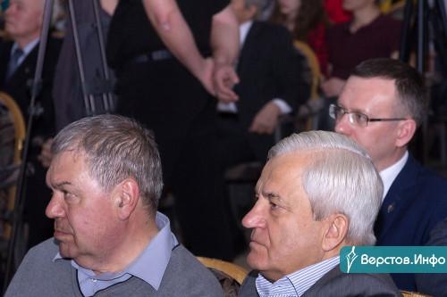 Поздравления от известных выпускников. Рашников и Редин пришли на юбилей МГТУ