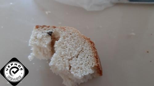 В хозяйстве пригодится. Жительница Магнитогорска обнаружила шуруп в булке хлеба