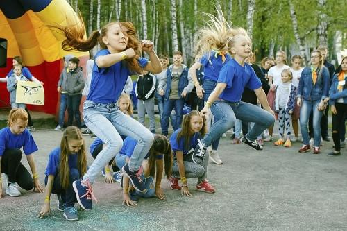 От танцев до военно-спортивных сборов. Бюджетное учреждение «Отдых» стало призером в трех номинациях