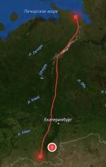 Теперь на север! Магнитогорский марафонец Кирилл Фронюк анонсировал очередной забег