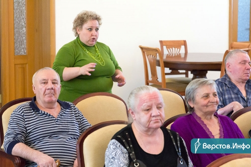90 добрых дел. В Магнитогорске дети из школы-интерната № 4 устроили концерт в доме престарелых