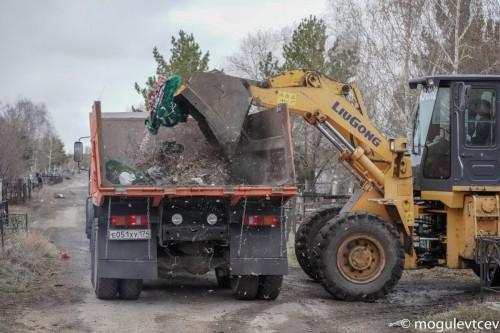 Оставляйте «заявки»! В Магнитогорске продолжает работу проект «Чистые погосты»