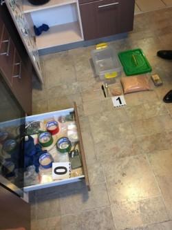 Более килограмма «синтетики». Правоохранители задержали парочку с крупной партией наркотиков