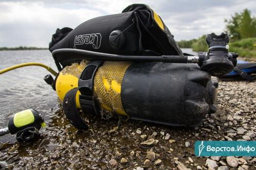 Водолазы уже чистят дно. В Магнитогорске идет подготовка городских пляжей к купальному сезону