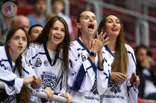 Пас в новый сезон. В Сочи завершился Фестиваль Ночной хоккейной лиги