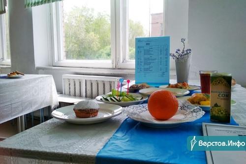 Новые блюда с привычной заботой. «Горторг» представил меню для воспитанников школьных лагерей