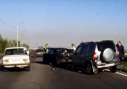 Водитель «Хундая» скончался на месте. На шоссе Космонавтов произошло смертельное ДТП
