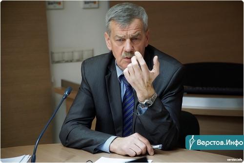 По собственному желанию. Глава Орджоникидзевского района Петр Гесс покидает пост