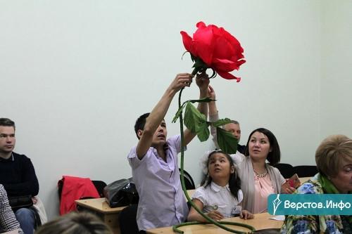 Из детских уст. В МГТУ имени Г. И. Носова прошел открытый конкурс «Юный исследователь»