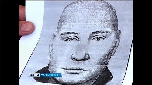 Славянская внешность, спортивное телосложение. Опубликован фоторобот водителя, напавшего на журналиста Михаила Скуридина