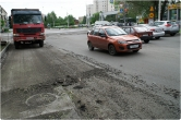 «Работы закончат в 2019 году». В Магнитогорске проводят ремонты автомобильных дорог