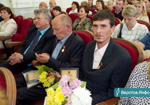 Еще одна награда. Максим Курятников получил премию Законодательного cобрания области