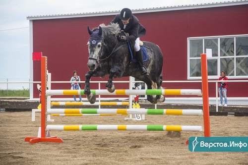 Это уже победа! В Магнитогорске открылся конно-спортивный комплекс «Клевер»
