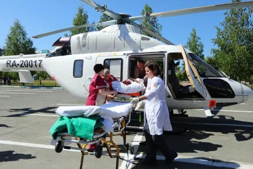 Полет нормальный! Санитарная авиация центра медицины катастроф Челябинской области спасает жизни