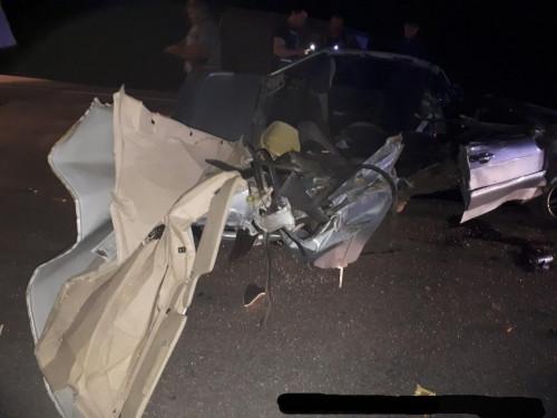 Врезался в стоящую «ГАЗель». Пьяный «бесправник» из Магнитогорска устроил смертельное ДТП на трассе