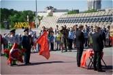 Долгая дорога домой. Погибшего во время освобождения Славянска солдата похоронили в Магнитогорске