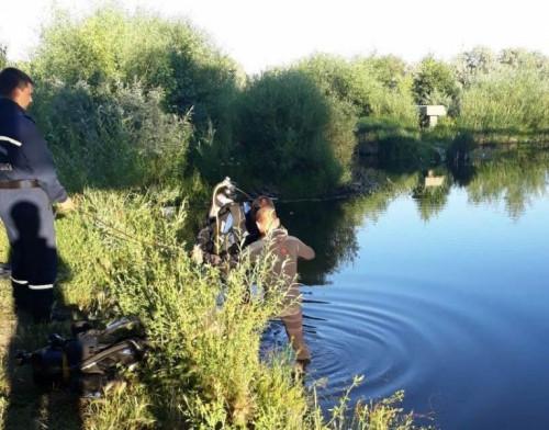 Еще совсем дети. В Карталах утонули два брата, прыгнувших в реку с моста