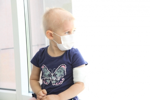 Благотворительный забег. Челябинцы помогут собрать деньги на лечение трёхлетней жительницы Магнитки