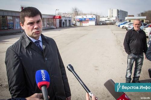 Ожидаемое назначение. Максим Москалёв возглавил администрацию Правобережного района