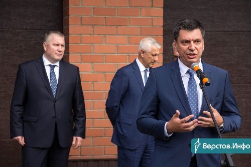 Жильё для работников ММК. Ко Дню металлурга в Магнитогорске сдали два новых дома