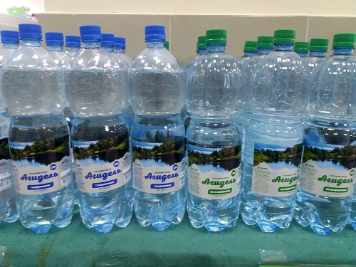 Пейте на здоровье! Компания «СИТНО» запустила линию розлива высокоочищенной питьевой воды