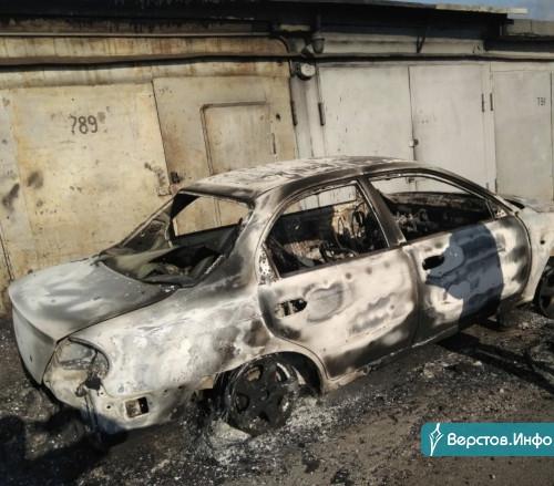 Спалил две «Газели» и иномарку. В Магнитогорске задержали подозреваемого в поджоге