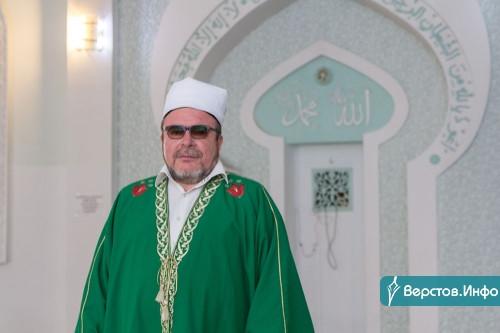 «Бог для всех один». Мусульмане Магнитогорска встретили Курбан-байрам