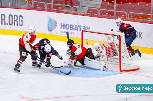 Вторая победа подряд! «Металлург» обыграл сборную челябинского предсезонного турнира