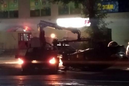 Было жарко. В Магнитогорске за выходные произошло четыре ДТП с пострадавшими