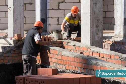 Школу в 145 микрорайоне сдадут в июле 2020 года. И начнут строить следующую, которая станет самой большой в городе