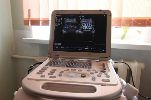 С функцией 4D! В детскую поликлинику № 3 поступил аппарат экспертного класса