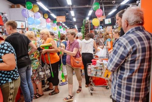 Праздничное открытие «Галамарта» в Магнитогорске: ШОК-цены и подарки для гостей